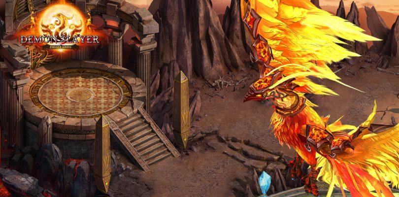 Demon Slayer – Das Browser-MMO bekommt ein großes Update spendiert