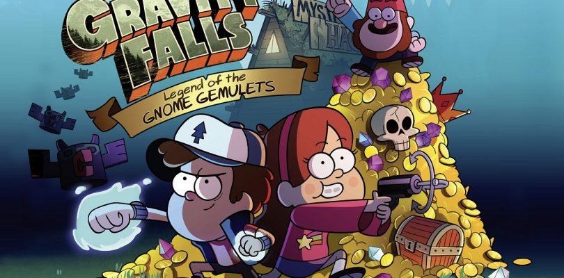 Gravity Falls – Die Legende der Zwergenjuwulette erscheint für 3DS