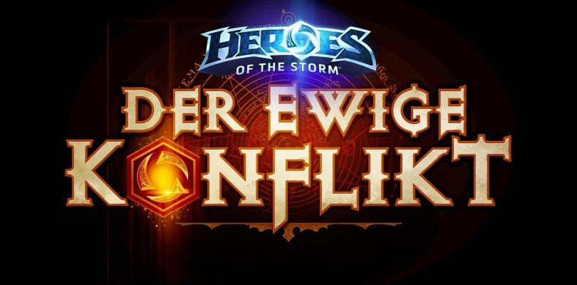 """Heroes of the Storm – """"Der ewige Konflikt"""" tobt im MOBA"""
