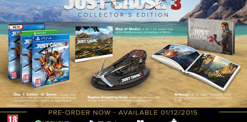 Just Cause 3 – Neuer Trailer zeigt maximale Grafikpracht bei 4K-Auflösung