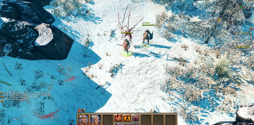 Kyn – Launch-Trailer zum Wikinger-Action-RPG