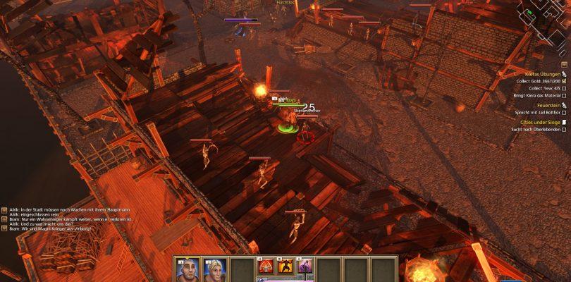 Preview: Kyn – Action-RPG & Taktik vereint! Macht das Spaß?