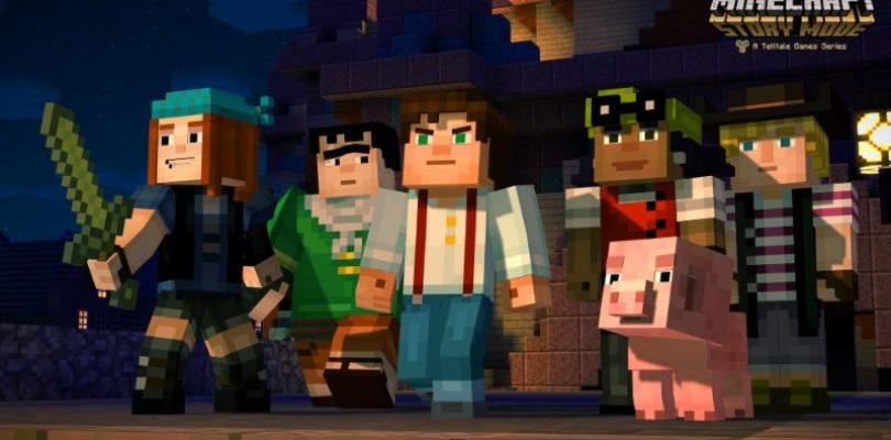 Minecraft: Story Mode – Erster Trailer zeigt Spielszenen