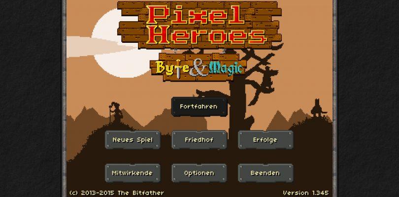 Test: Pixel Heroes: Byte and Magic – 8-Bit-Retro-Roguelike-Rollenspiel