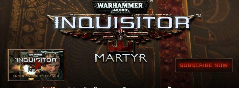 Warhammer 40.000: Inquisitor – Martyr – Update & Intro-Video veröffentlicht