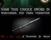 Vermintide – Gebt dem Schwert einen Namen und gewinnt das Spiel