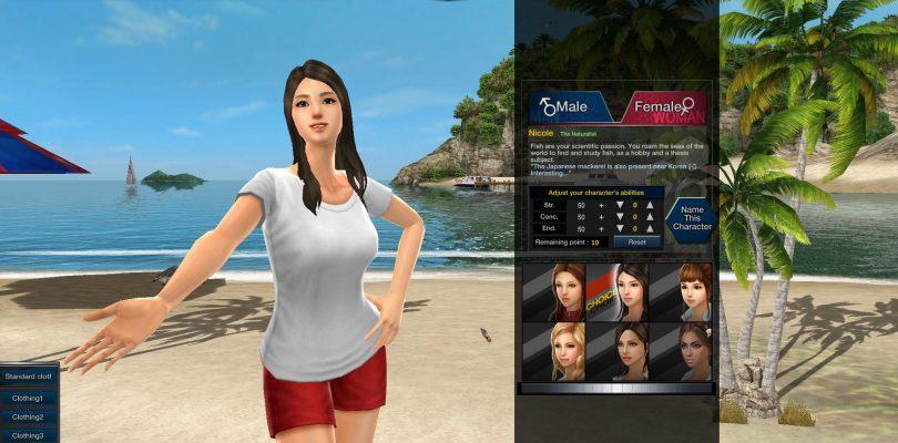 World of Fishing – Screenshots aus der Beta