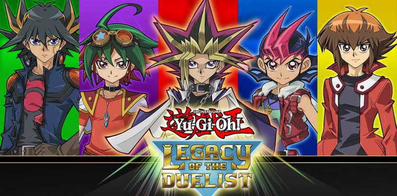 Yu-Gi-Oh! Legacy of the Duelist – Sammelkartenspiel für PS4 & Xbox One