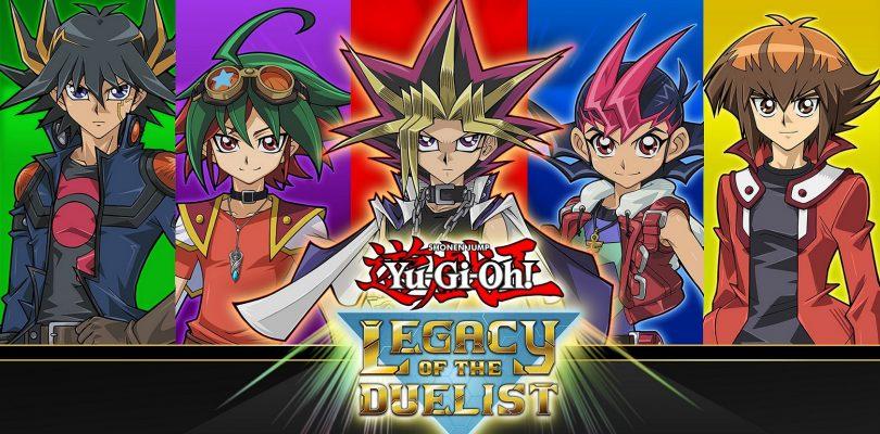 Yu-Gi-Oh! Legacy of the Duelist – Sammelkartenspiel für PS4 & Xbox One