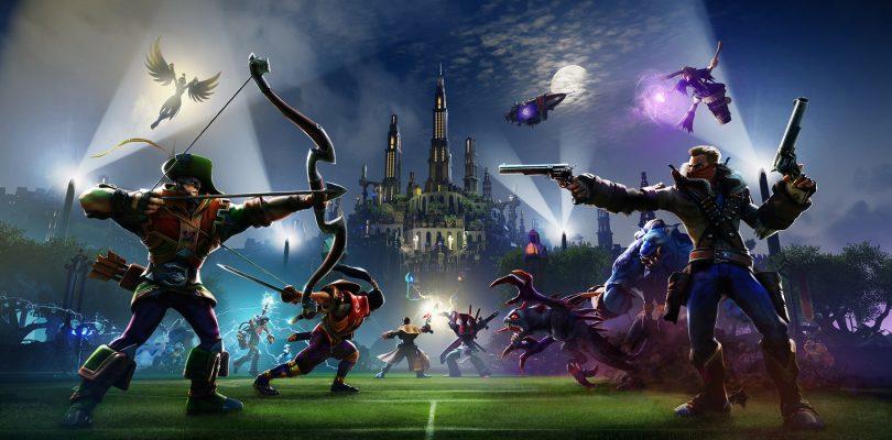 Arena of Fate – Trailer und Screenshots von der gamescom