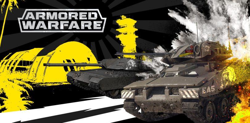 Armored Warfare – Morgen startet der Stresstest