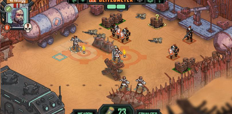 Bedlam – Release-Termin des Rogue-Like-Taktik-Spiels bekannt