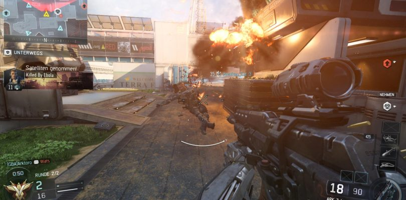 COD Black Ops 3 – Mods & Maps, Serverbrowser, Day One Patch