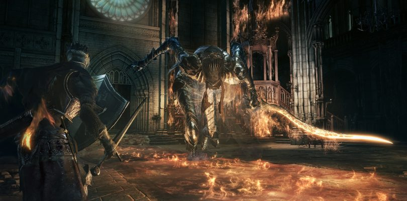 "Dark Souls III – Neuer Trailer ""The Witches"" von Regisseur Eli Roth"