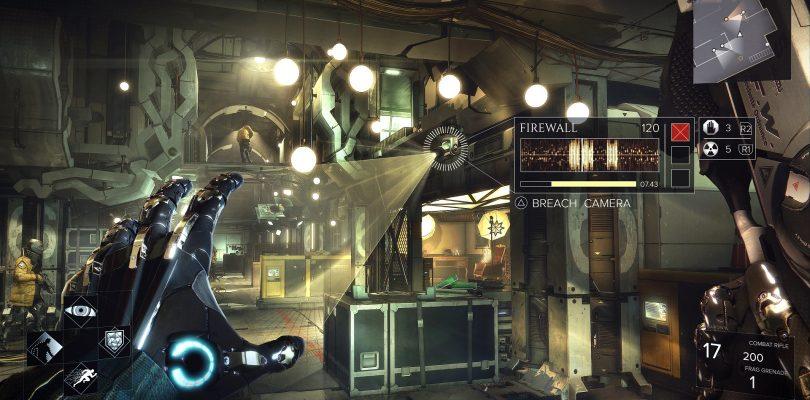 Deus Ex: Mankind Divided – PC-Version unterstützt Eye-Tracking