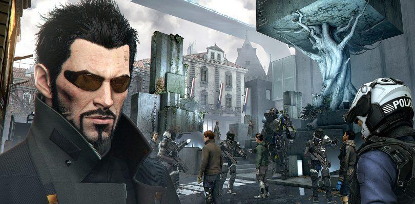 Deus Ex: Mankind Divided – Neuer Trailer zeigt Adam Jensen 2.0