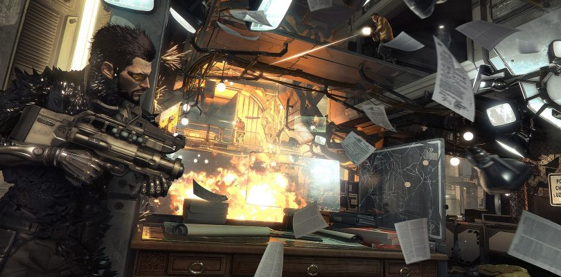 Deus Ex: Mankind Divided – Hier ist der Launch-Trailer