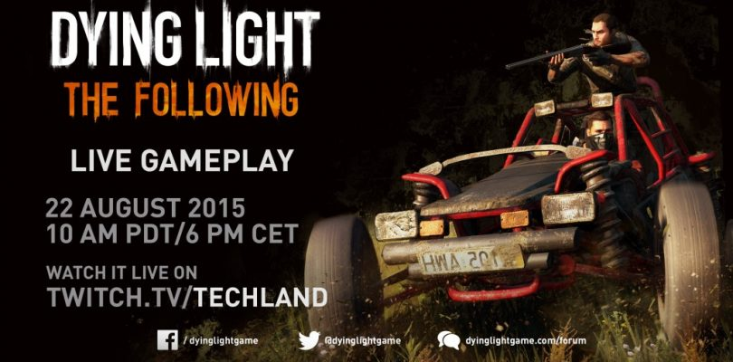 Dying Light – Morgen gibt es einen Twitch-Stream zu The Following