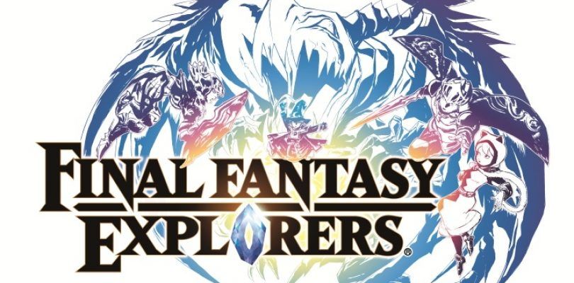 Final Fantasy Explorers – Legacy-Trailer zum RPG für den 3DS