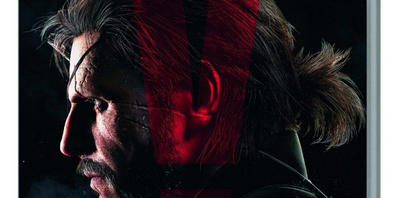 Metal Gear Solid V – Finaler Packshot veröffentlicht