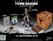 Rise of the Tomb Raider – So sieht die Collectors Edition aus