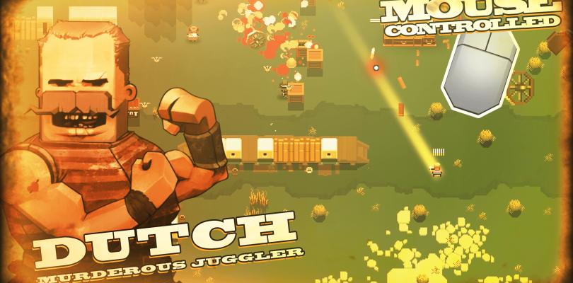 A Fistful of Gun – Koop-Ballerei für den PC erschienen