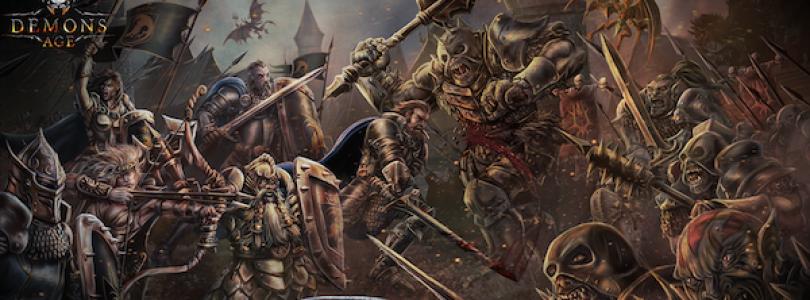 Demons Age – Das taktische RPG im Preview
