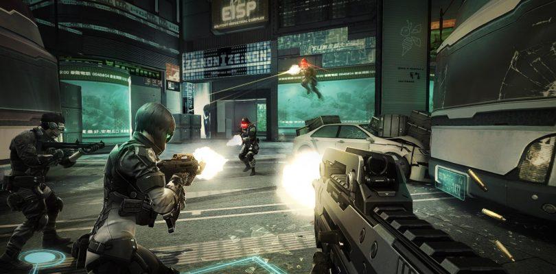 "First Assault – Details zum ""Ghost in the Shell"" Shooter veröffentlicht"