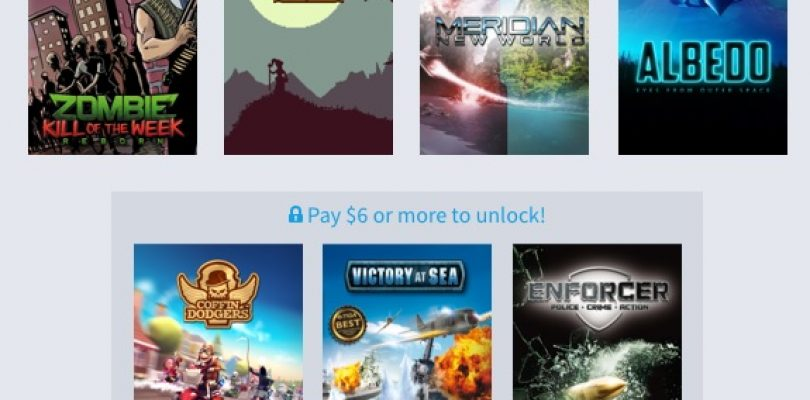 Humble Bundle mit Pixel Heroes und Meridian New World