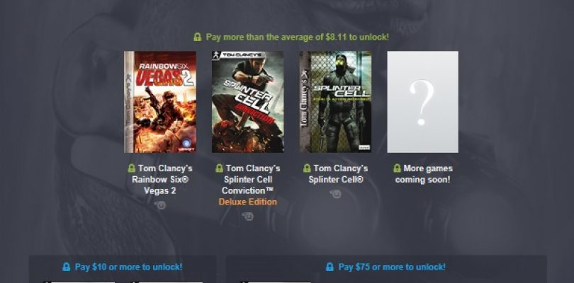 Humble Tom Clancy Bundle – Rainbow Six Titel & Beta Key im Angebot