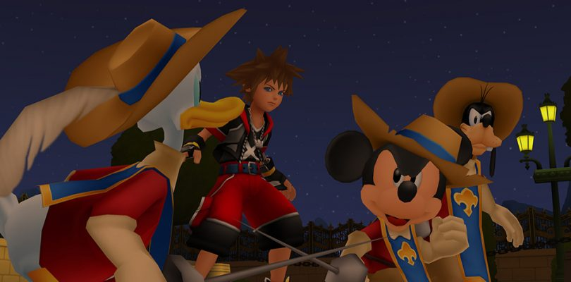 Kingdom Hearts HD 2.8 Final Chapter Prologue – Trailer mit Kampfszenen