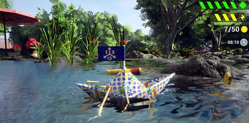My Paper Boat – Mit dem Papierboot durch die Welt