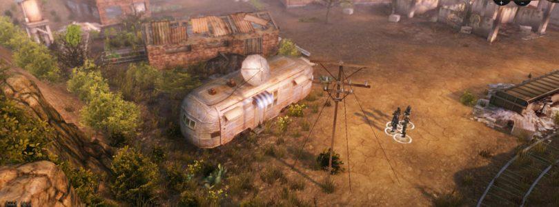 Wasteland 2 – Die Director's Cut Digital Classic Edition gibt es aktuell zum Nulltarif