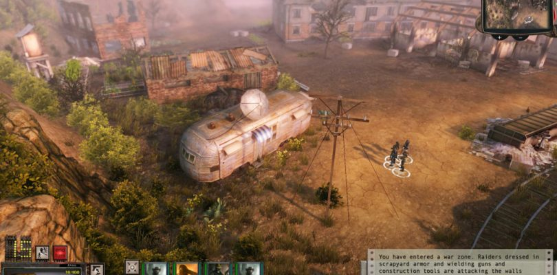 Wasteland 2 – Directors Cut kommt als gratis Update (PC)