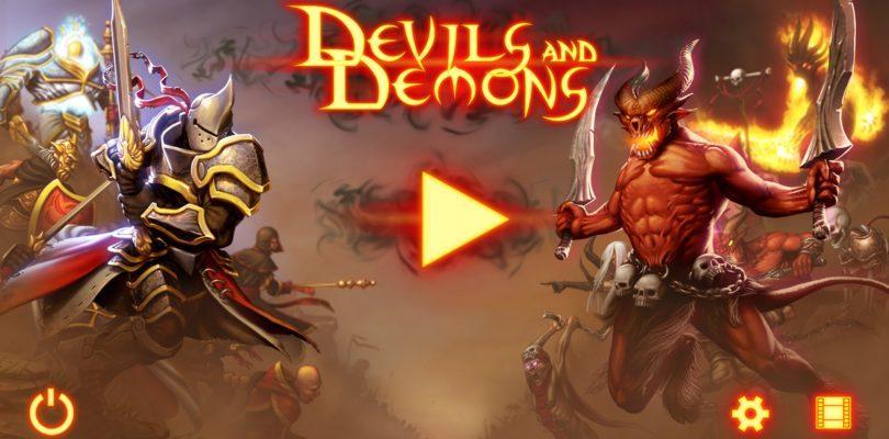 Test: Devils and Demons (PC) – Taktisches Monstergemetzel