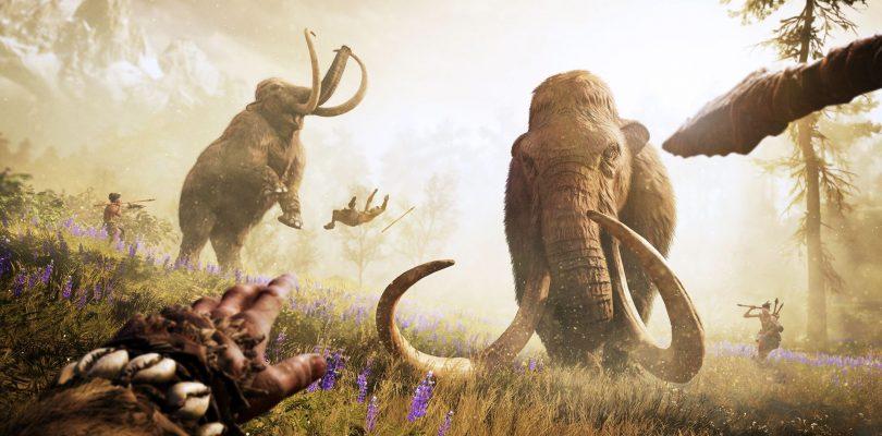 """Far Cry Primal – Vorbestellerbonus """"Die Legende des Mammuts"""" im Trailer"""