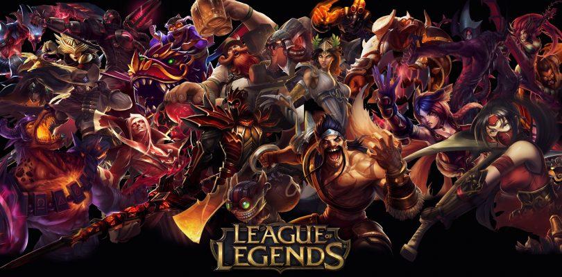 MDE zockt League of Legends – Stufe 20 vs. Stufe 30