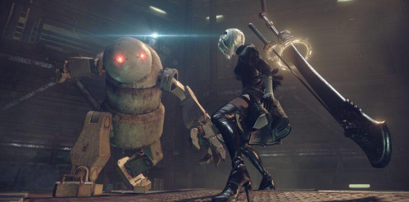 Nier Automata – Release Anfang 2017, E3-Trailer