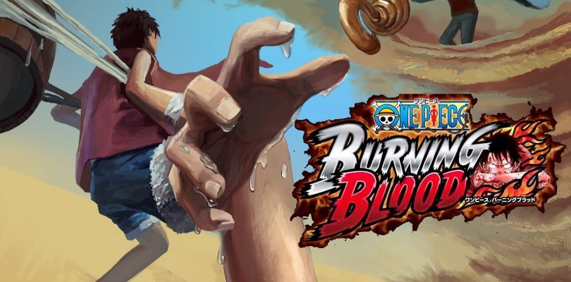 One Piece Burning Blood – Hier ist der Launch-Trailer
