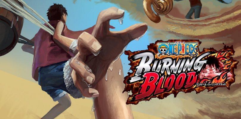 One Piece Burning Blood – Diese Charaktere habt ihr ins Spiel gewählt
