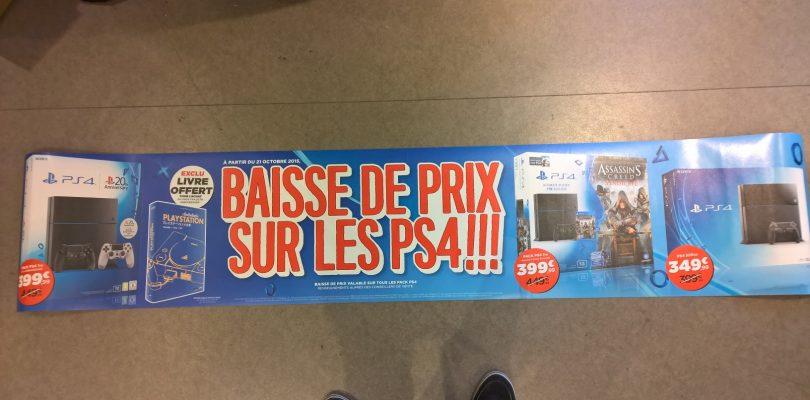 Preissturz bei der PS4? Es sieht so aus!