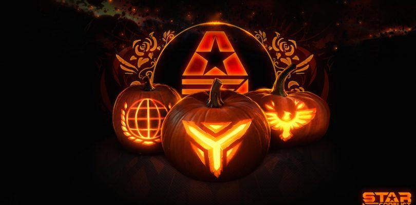 Star Conflict – Halloween-Event und winterliche Updates