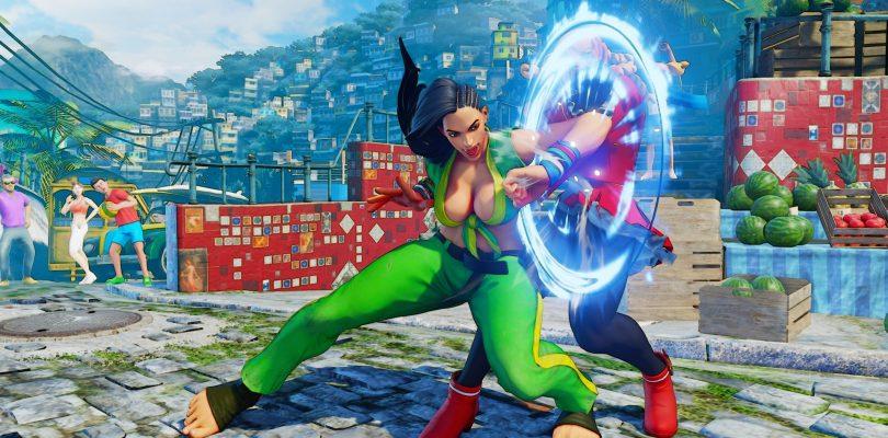 Street Fighter V – Ab sofort auf PC und PS4 verfügbar