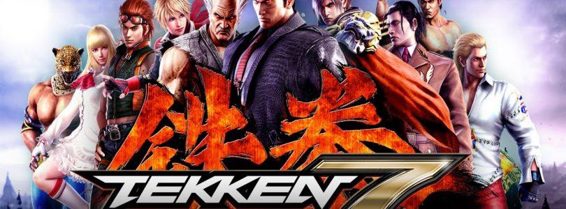 Tekken 7 – Geese Howard betritt mit dem DLC die Arena