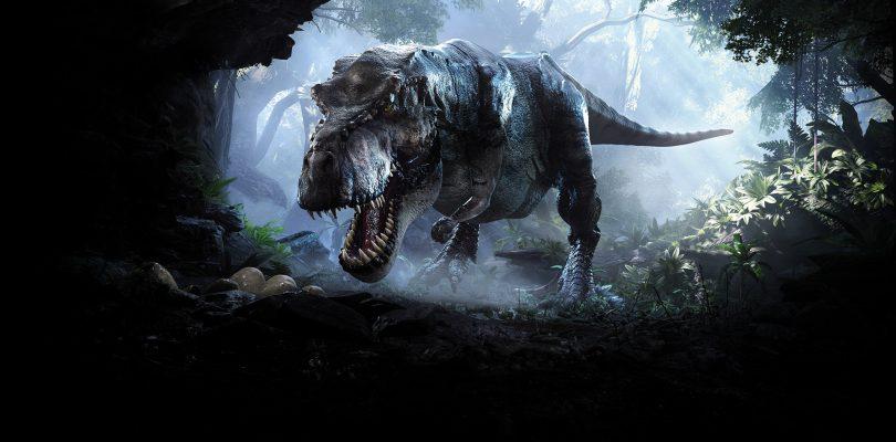 Back to Dinosaur Island – Crytek veröffentlicht VR-Demo via Steam