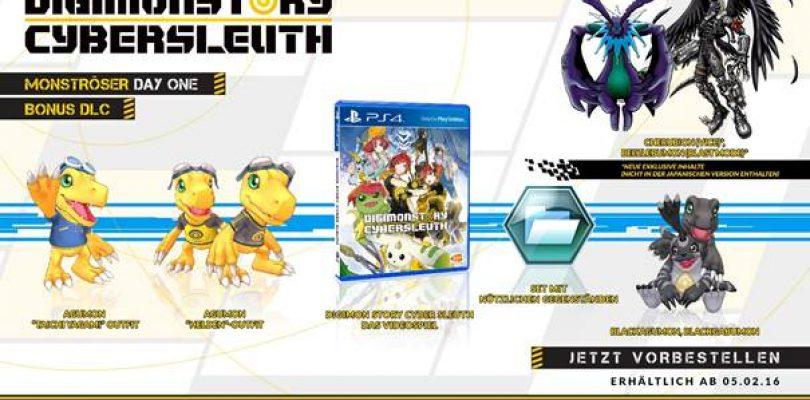 Digimon Story Cyber Sleuthc – Release für PS4 und PSVita bekannt