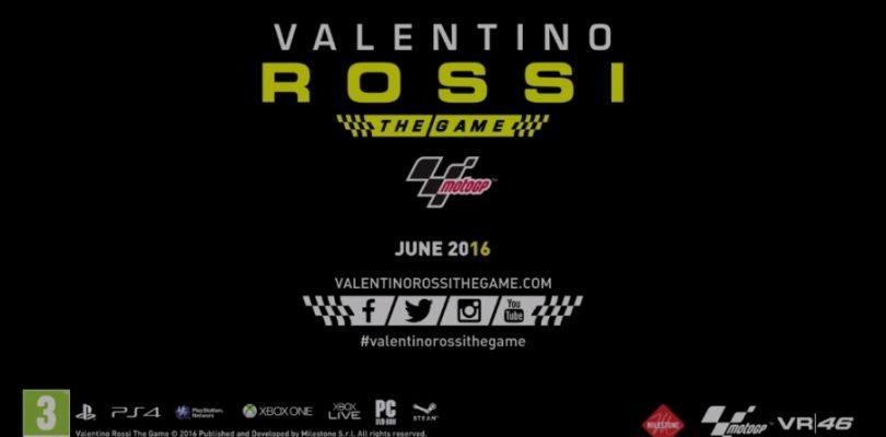 Valentino Rossi The Game – Hier ist der Ankündigungstrailer