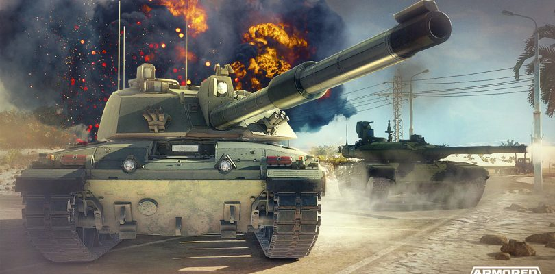 Armored Warfare – Update 0.14 bringt Replay-Funktion