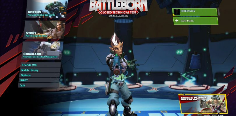 Battleborn – Die Open Beta startet im April