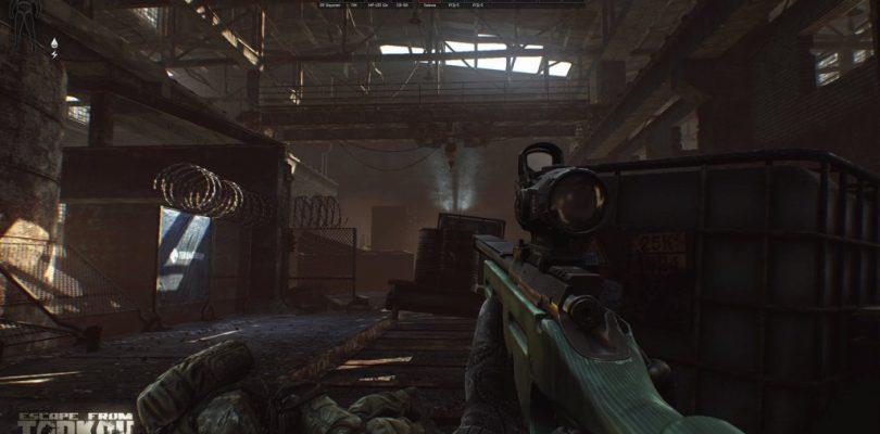 Escape from Tarkov – Erstes Gameplay-Video veröffentlicht